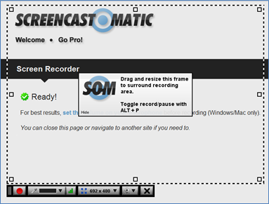 Screencast-o-Matic: Easy Screen Recorder – Technology for Academics
