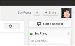Google Hangout: Meet with Students or Collaborators