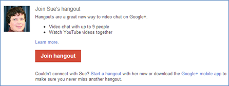 Google Hangout Meet With Students Or Collaborators Technology