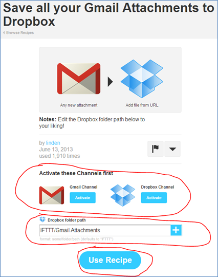 """IFTTT: """"Put the internet to work for you"""" – Technology for"""