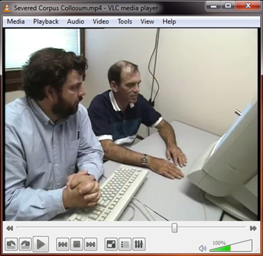VLC Media Player: Take Stills from Video – Technology for Academics