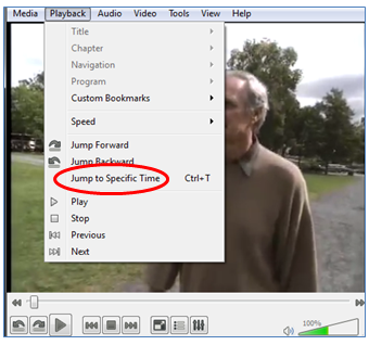 VLC Media Player: Take Stills from Video | Technology for
